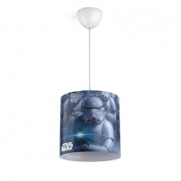 Šviestuvas Philips Star Wars 71751/99/16 Star Wars, Black