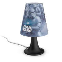 Šviestuvas Philips Star Wars 71795/99/16 Star Wars, LED, Black Desktop lamps