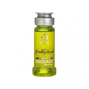 Swede - Fruity Love masažo aliejus 50 ml (6 skirtingi kvapai) Išdykę niekučiai