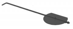 SZK sklendė SET 180-CZ2(ML) ilg. Rankenėlė