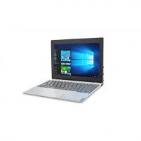 "Planšetinis kompiuteris Lenovo IdeaTab MIIX 320-10ICR 10.1 "", Platinum, Touchscreen, HD IPS, 1280 x 800 pixels, Intel Atom, Z8350, 2 GB, DDR3L, 32 GB, Bluetooth, 4.1, 802.11ac, Front camera, 2 MP, Rear camera, 5 MP, Windows, 10 Home"