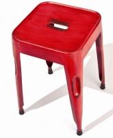 Chair Melange Rot