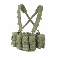 Taktinė liemenė/ backpack GUARDIAN CHEST RIG® olive green - CORDURA® Helikon