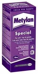 Klijai tapetų Metylan Special 200 g Tapetų klijai