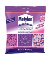 Klijai tapetų klijai METYLAN VINYL Premium 100 g Tapetų klijai