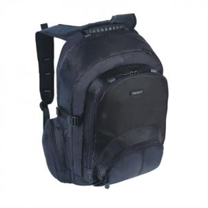Targus Backpack for 15.4 - 16'' (CN600) / Nylon / Interior: 38.5 x 30 x 4.36 cm Somas un makstis