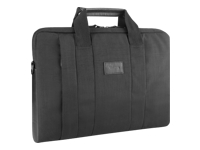 Targus City Smart Laptop Slipcase for 14'' - 15.6'' (Black) / Nylon / Interior: 37.4 x 3.8 x 26 cm Bags and holsters