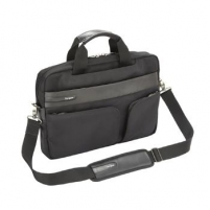 Targus Bag 13.3 Lomax Topload Case, juoda