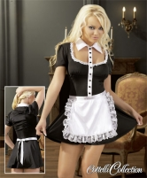 Tarnaitės kostiumėlis Waitress Set M Kostiumai
