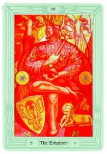 Taro Kortos Aleister Crowley Tarot - Pocket
