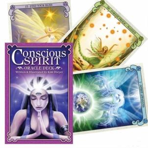 Taro kortos Consciuos Spirit Oracle
