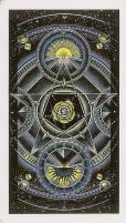 Taro Kortos Cosmic Tarot (Russian edition) Žaidimai, kortos