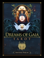 Taro kortos Dreams of Gaia