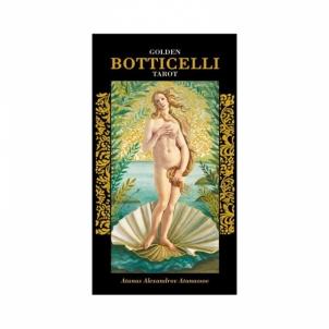 Taro Kortos Golden Botticelli