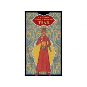 Taro Kortos Golden Tarot Of The Tsar