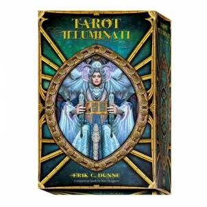 Taro Kortos Illuminati Kit Žaidimai, kortos