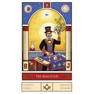 Taro Kortos Masonic