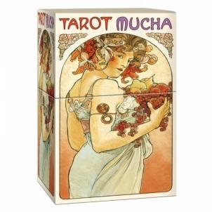 Taro Kortos Mucha Tarot
