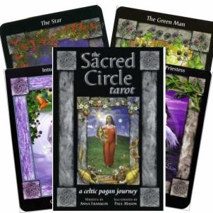 Taro Kortos Sacred Circle
