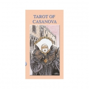 Taro Kortos Tarot Of Casanova