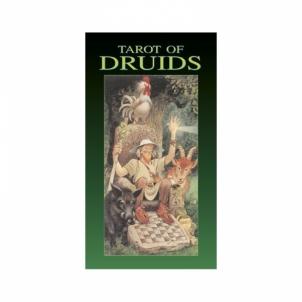 Taro Kortos Tarot Of Druids