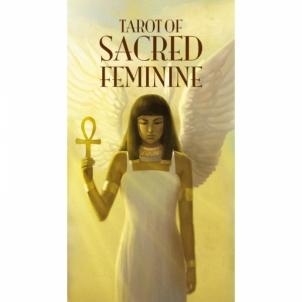 Taro Kortos Tarot Of Sacred Feminine