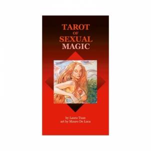 Taro Kortos Tarot Of Sexual Magic