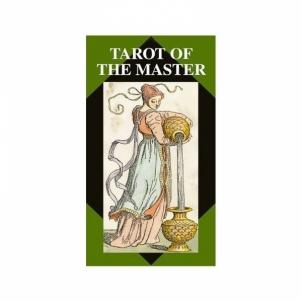 Taro Kortos Tarot Of The Master
