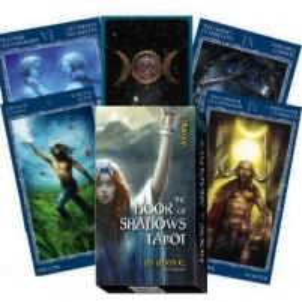 Taro Kortos The Book Of Shadows - Vol. I As Above