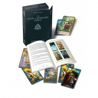 Taro Kortos The Book Of Shadows Tarot Complete Edition Set