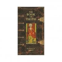 Taro Kortos The Book Of Thoth Eteilla