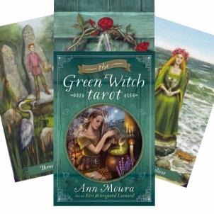 Taro Kortos The Green Witch