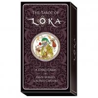 Taro Kortos The Tarot Of Loka