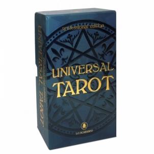 Taro kortos Universal Tarot - Professional Ed. Žaidimai, kortos