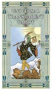 Taro Kortos Universal Transparent Tarot