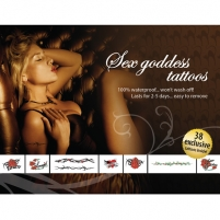 Tattoo Set - Sex Goddes Other sex products