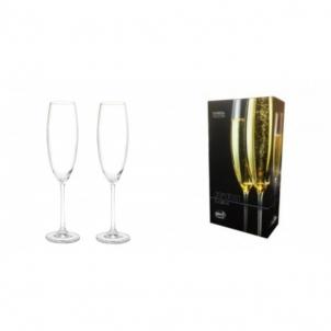Taurės šampanui 230ml 2 vnt. GRANDIOSO