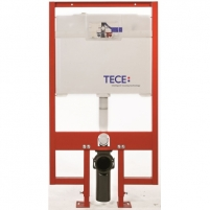 Tece wc modulis, 112cm, 8cm storio Tupus sistēma