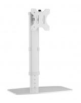 Techly universalus stlo stovas TV LED/LCD 17-27, 6kg, reguliuojamas, VESA Monitorių laikikliai, stovai