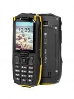 Telefonas  Kruger&Matz IRON 2 Mobilūs telefonai