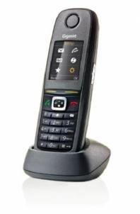 Telefonas Gigaset DECT R650H PRO After Tests Ip telefonija