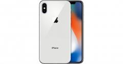 Mobilais telefons iPhone X 256GB Silver