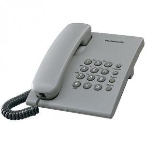 Telefonas PANASONIC KX-TS500FXH Laidiniai telefonai