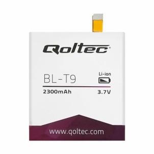 Telefono baterija QOLTEC Bateria dla LG BL-T9 Nexus 4 | 2300mAh