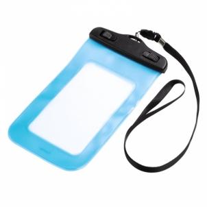 Telefono dėklas Active Line or Smartphones, size XL, blue