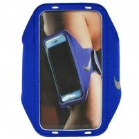 Telefono dėklas ant rankos NIKE LEAN ARM BAND NRN65443 Dviračių priedai