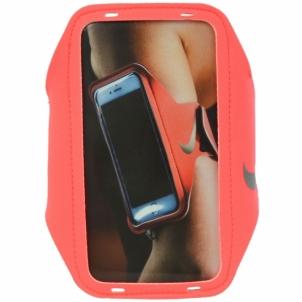 Telefono dėklas ant rankos NIKE LEAN ARM BAND NRN65634 Dviračių priedai