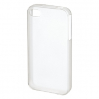 Telefono dėklas Crystal Cover for Apple iPhone 4/4s, transparent