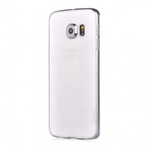 Telefono dėklas Edge Naked for Galaxy S6 Crystal Clean