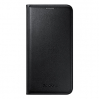 Telefono dėklas Flip Wallet for J5 Black